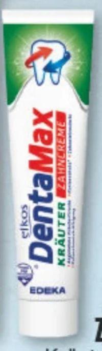 DentaMax Zahncreme von Elkos