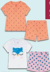 Mädchen-Pyjama von Lupilu