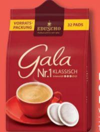 Gala Kaffee Pads von Eduscho