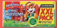 Mini-Würstchen XXL Pack von Ferdi Fuchs