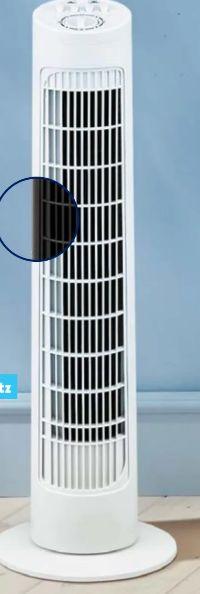 Turm-Ventilator von Easy Home