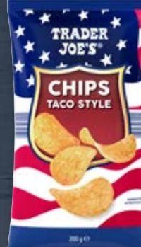 Chips American Style von Trader Joe's
