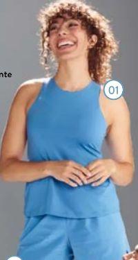 Damen Trainings-Top von Active Touch