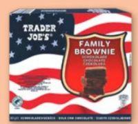 Family Brownie von Trader Joe's