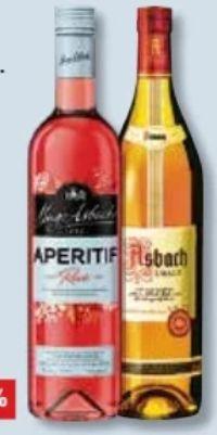 Uralt Weinbrand von Asbach