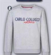 Herren Sweatshirt von Carlo Colucci