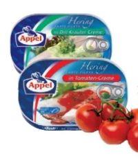 Heringsfilets von Appel