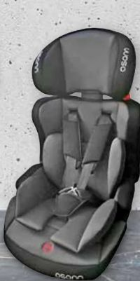 Kinderautositz Lupo Isofix von osann
