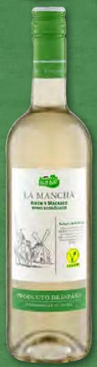 Aíren-Macabeo Bio La Mancha von Gut Bio