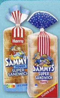 Sammy's Super Sandwich von Harry Brot