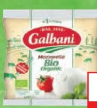 Bio-Mozzarella von Galbani
