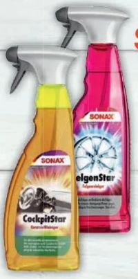 Reiniger Autopflege von Sonax
