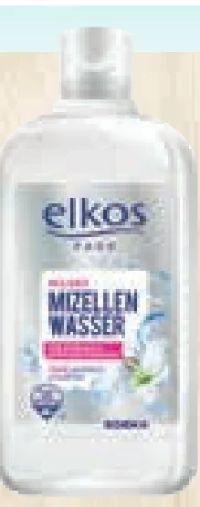 Mizellenwasser von Elkos