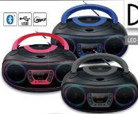 Bluetooth-Boombox TCL-212BT von Denver
