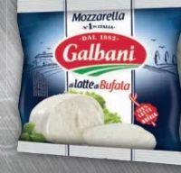 Mozzarella di latte di Bufala von Galbani
