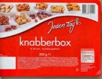 Knabberbox von Jeden Tag