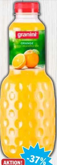 Trinkgenuss von Granini