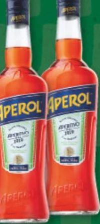 Aperitif von Aperol