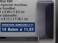 2.1-Bluetooth-Soundbar SL4Y von LG
