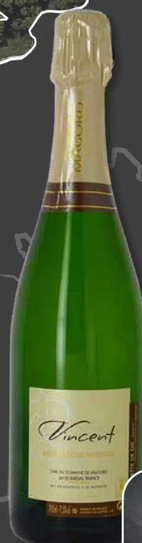 Schaumwein Clairette De Die von Domaine de Magord