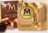 Magnum Eis-Spezialitäten von Langnese