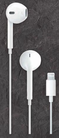 In-Ear-Kopfhörer EarPods von Apple