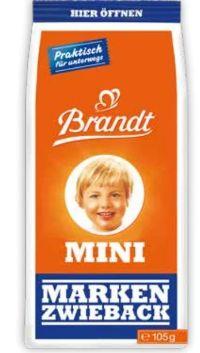 Minis von Brandt Zwieback