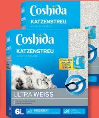 Katzenstreu XXL von Coshida