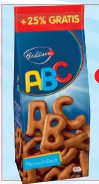 Leibniz ABC Russisch Brot von Bahlsen