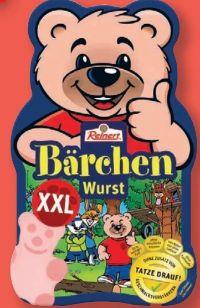 Bärchenwurst XXL von Reinert