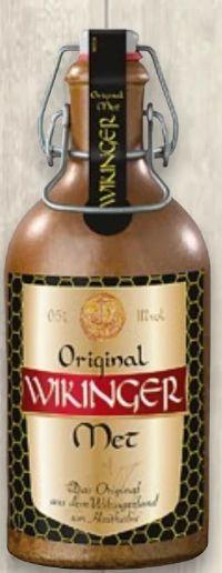 Original Wikinger Met von Waldemar Behn