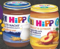 Bio Kindernahrung von HiPP