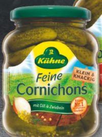 Cornichons von Kühne
