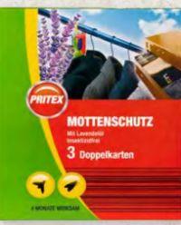 Mottenschutz von Pritex