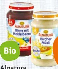 Bio Früchte von Alnatura