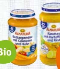 Bio Kindermenü von Alnatura