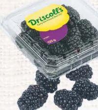 Brombeeren von Driscoll's