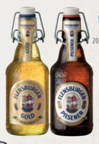 Premium-Bier von Flensburger