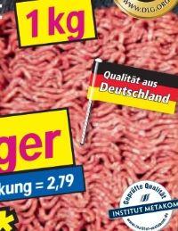Hackfleisch von Gut Bartenhof