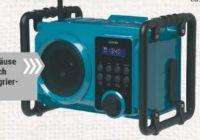 Baustellenradio WRB50 von Denver