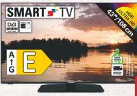4K-UHD-TV D43F554X1CW von Telefunken