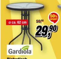 Bistrotisch von Gardiola