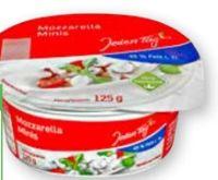 Mozzarella Minis von Jeden Tag