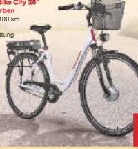 RC657 Multitalent Alu-E-Bike City 28 von Telefunken