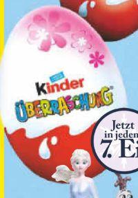 Kinder Überraschung von Ferrero