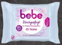 Pflegende Reinigungstücher von Bebe