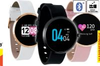 Fitness-Smartwatch Siona Color Fit von X-Watch