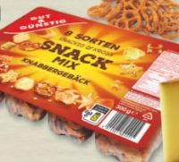 Snack Mix Knabbergebäck von Gut & Günstig