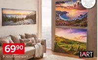 Keilrahmenbild Italian Landscape VI von Euroart