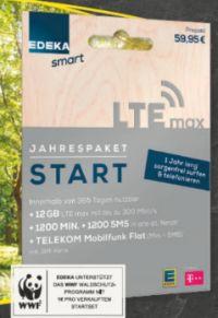 Smart Jahrespaket Start von Edeka